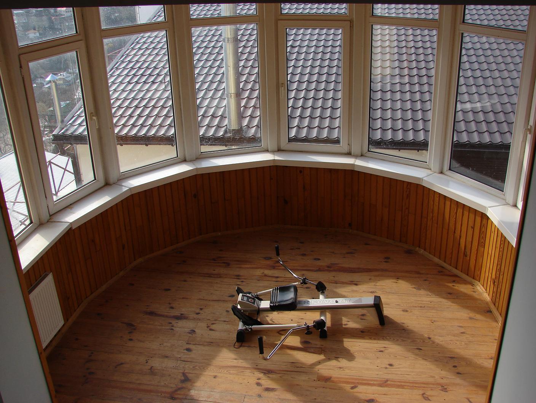Остекление полукруглого балкона пластиковыми окнами фото..